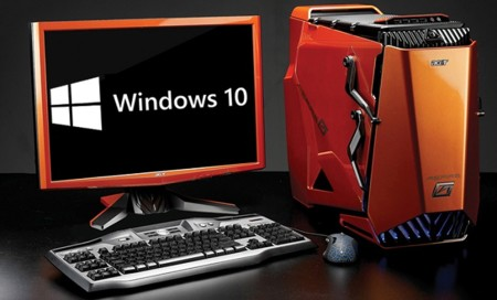 Windows 10 está ganando fuerza en Steam, ya es usado por el 17% de los gamers
