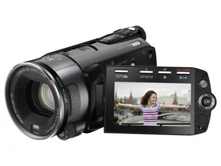 Canon Hf S100 1