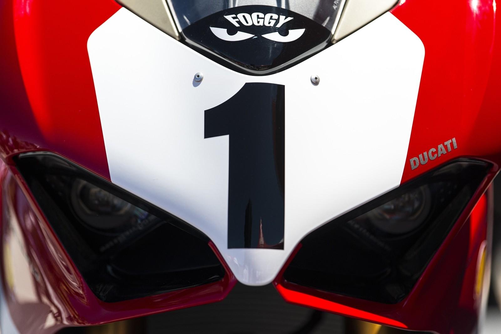 Foto de Ducati Panigale V4 25° Anniversario 916 (28/73)
