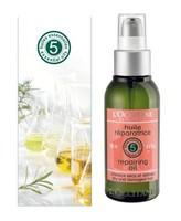 L'Occitane lanza un nuevo aceite reparador para el cabello seco y quebradizo