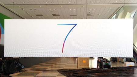 Imagen de la semana: la llegada de iOS 7