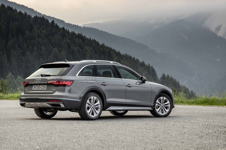 Audi A4 allroad quattro 2019, toma de contacto