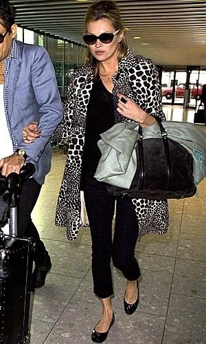 Lleva el abrigo con estilo, por Kate Moss y Sienna Miller