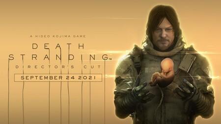 Death Stranding: Director's Cut es la experiencia definitiva de la obra de Hideo Kojima y llegará en septiembre repleta de novedades