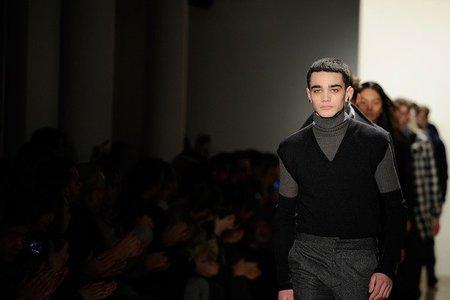 Richard Chai Otoño-Invierno 2011/2012 en la Semana de la Moda de Nueva York