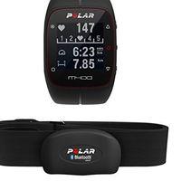 Reloj deportivo Polar M400 HR, con banda de frecuencia H7, a su precio más bajo: 97 euros y envío gratis