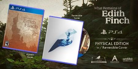 What Remains of Edith Finch recibirá una edición física el próximo año gracias a iam8bit