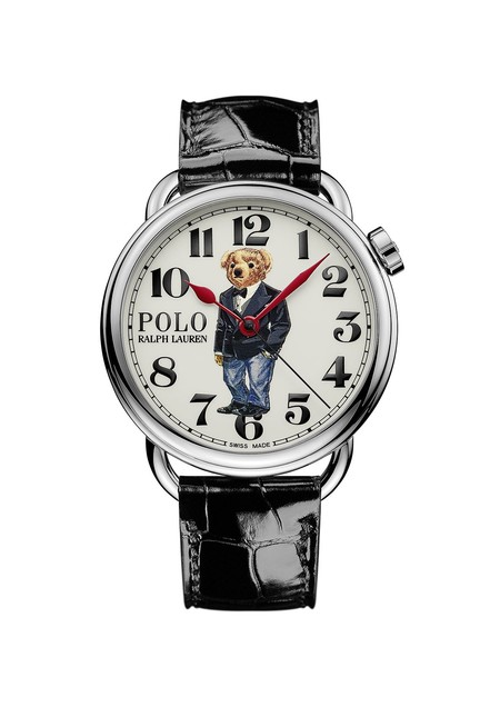 Ralph Lauren Polo Bear Watch Collection Fall Winter 2019 06
