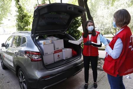 Reina Letizia Cruz Roja 4