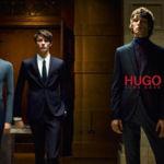 Pura sobriedad en el adelanto de la campaña otoño-invierno 2016/2017 de Hugo Boss