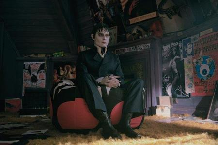 El Barnabas Collins de Johnny Depp