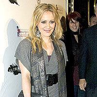 Cómo llevar unos leggings, por Hilary Duff