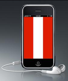 El iPhone llega a Austria y a Irlanda