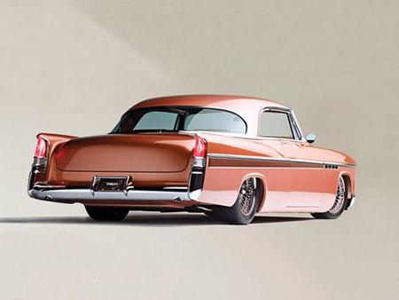 1956 Chrysler 300B by Troy Trepanier