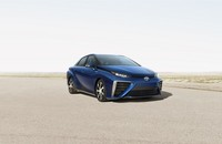 Confirmado, se llamará Toyota Mirai