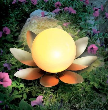 esfera solar flor