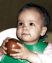 Cómo debe comer una manzana