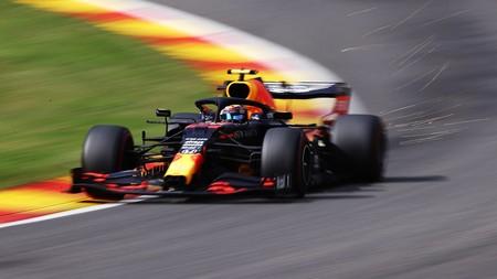 Albon Spa F1 2020