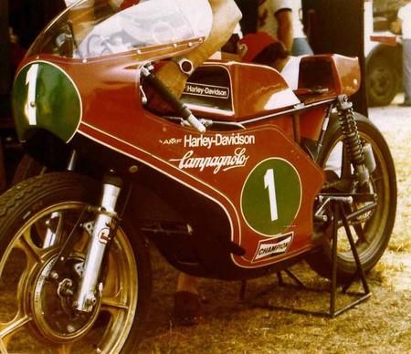 Harley Davidson Spa 1975
