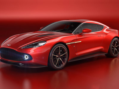 Aston Martin Vanquish Zagato Concept: Cuando el diseño automotriz llega a su máxima expresión