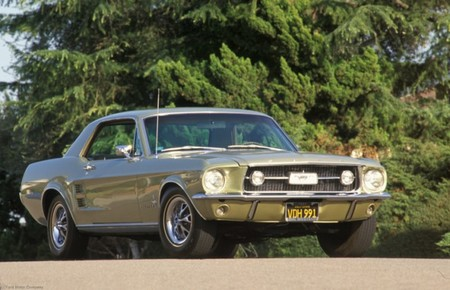 Ford Mustang 67