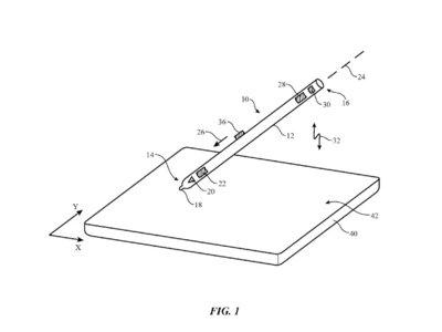 El Apple Pencil también podría funcionar con el Mac