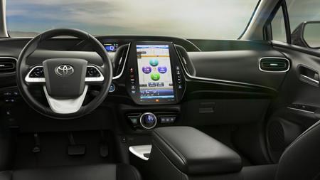 Prius Inside