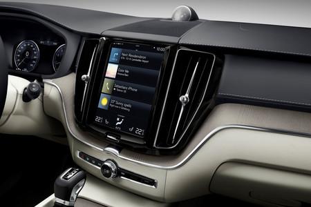 Volvo XC60 pantalla