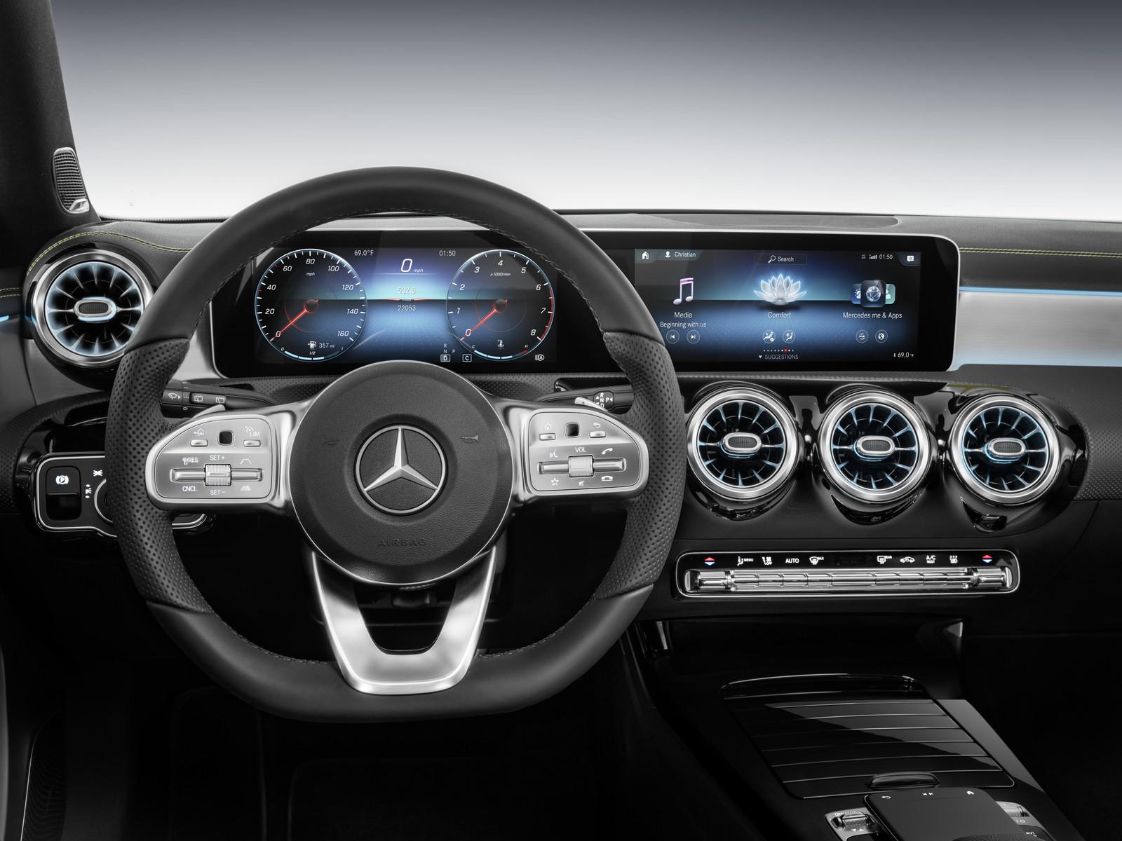Foto de Mercedes-Benz Clase A 2018 (74/139)