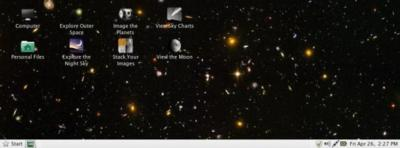 Distro Astro 3.0, el sistema operativo Linux diseñado para astrónomos