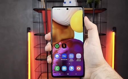 Samsung Galaxy A71, análisis: una enorme pantalla y equilibrio para un gama media ambicioso