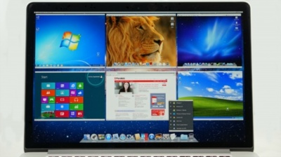 Parallels 7 actualiza para dar soporte a los nuevos MacBook Pro con pantalla Retina