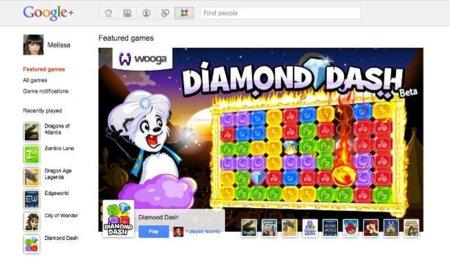 Llegan los juegos a Google +