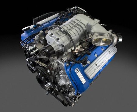 Motor Ford 5.4 V8 Supercharged
