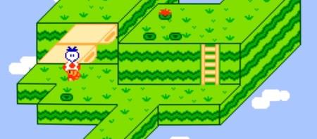 Este demake para NES de Captain Toad es justo lo que necesitamos para celebrar su llegada a 3DS y Switch