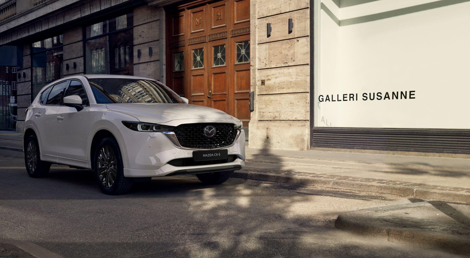 Foto de Mazda CX-5 2022 (1/29)