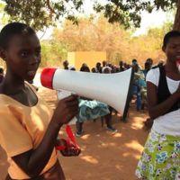 ¡Alfombras rosas ya!: campaña para apoyar los derechos de las niñas