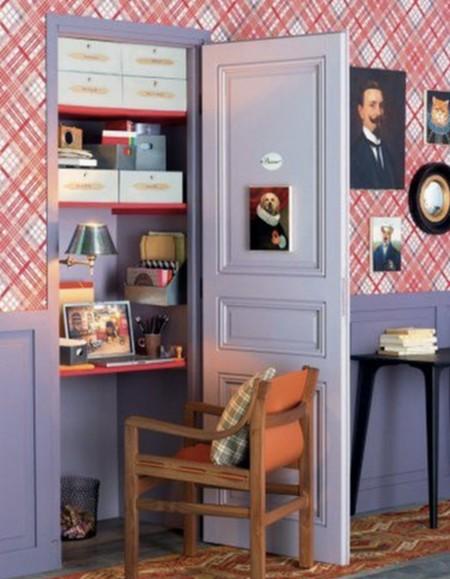 Trabajando en el armario 7 despachos para cualquier for Armarios para despachos