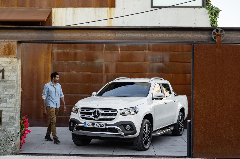 Foto de Mercedes-Benz Clase X Power (29/44)