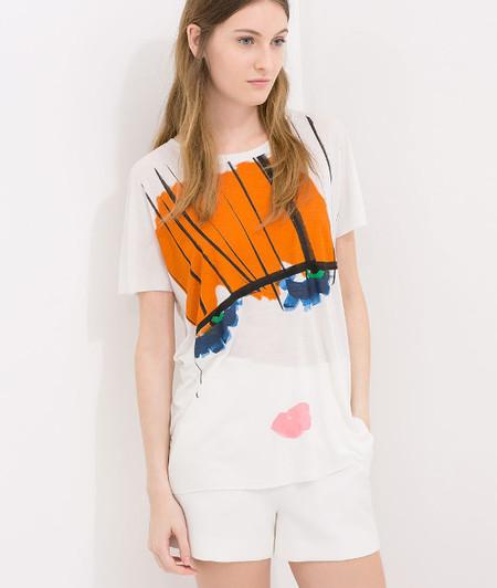 Estampado arte Zara