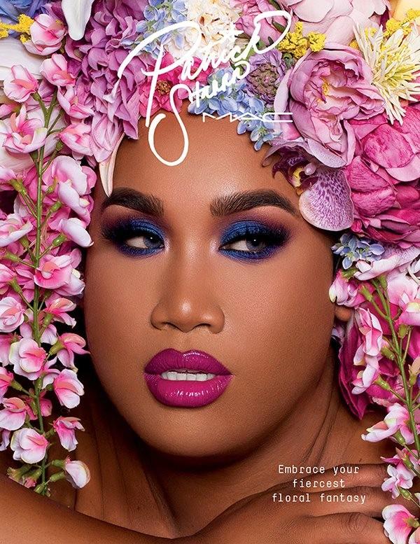 Mac X Patrickstarrr Floral Realness 2018 Collection