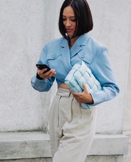 Clonados y pillados: Bottega Veneta parece pero este bolso lo firma H&M