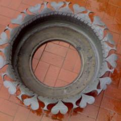 Foto 34 de 38 de la galería arte-con-neumaticos-usados en Motorpasión