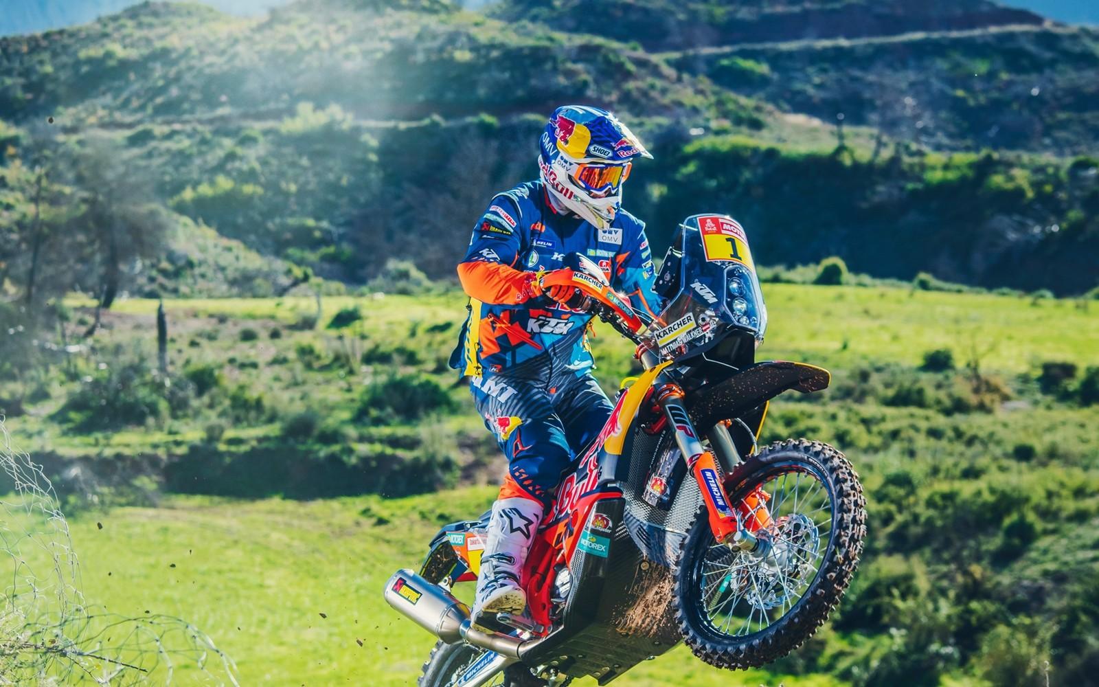 Foto de KTM 450 Rally Dakar 2019 (73/116)