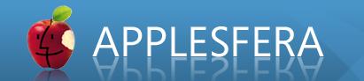 Applesfera, la fruta se vende en el blog de al lado