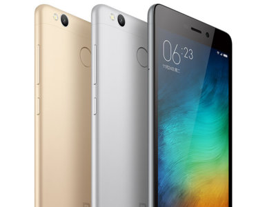 Xiaomi hace oficial el Redmi 3 Pro, un gama media renovado con más memoria y sensor de huellas