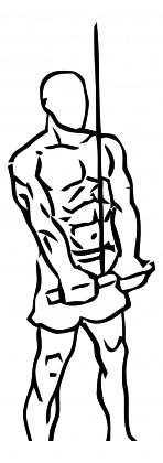 Empujones para triceps