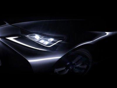 El Lexus IS se renueva de cara al Salón de Pekín