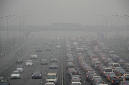 Diesel fog