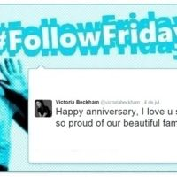 #FollowFriday de Poprosa: del aniversario Beckham al 4 de julio de Taylor Swift
